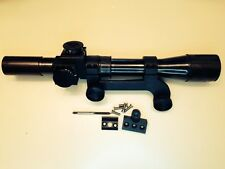 No. 32 MK I sniper scope combo British Lee Enfield No4 mk1T L42 all steel repro