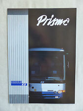 Reprueban España-bus autobús chocó prisma f28/r35-folleto brochure 11.1993