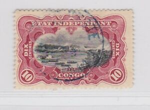 Belgian Congo 1894   Bateau-Poste  11