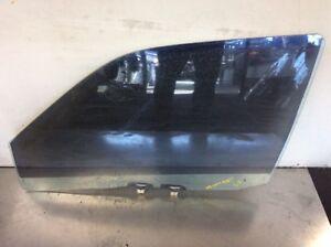 98 99 00 01 02 Rodeo Passport Left Front Door Glass Window Used OEM