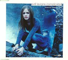 CD Maxi-Avril Lavigne-Complicated - #a2748