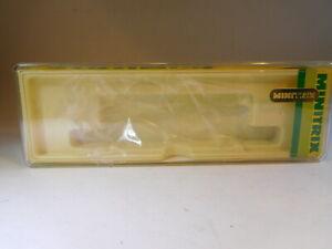 ++ Spur N Minitrix 70154 Leerbox Leerschachtel Plastikbox Ellok 143 600-5 S-Bahn