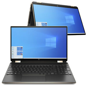 "HP Spectre x360 15-eb0003na 15.6"" Laptop i7-10750H 16GB 512GB GTX 1650Ti 3B131EA"