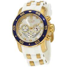 Invicta Pro Diver Chronograph Silver Dial Men's Watch 20293