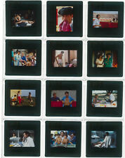 Lot 12 ektas slides originals Patrick Catalifo Sami Frey De sable et de sang