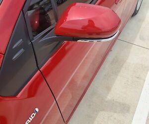 Automotive Motors Foldaway Heated Power Textured Black w/PTM Cover ...