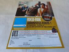 QUEENS OF THE STONE AGE - Publicité de magazine / Advert RATED R !!!!!!!