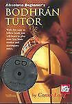 Absolute Beginner's Bodhran Tutor with CD