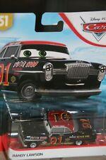 "DISNEY PIXAR CARS 3 ""RANDY LAWSON"" NEW IN PACKAGE, SHIP WORLDWIDE"