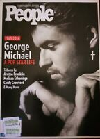 GEORGE MICHAEL PEOPLE Commemorative Collectors edition A Pop Star Life BRAND NEW