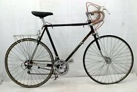 "Campagnolo Equipped Vintage Touring Road Bike L 58cm 27"" Dia-Compe Steel Charity"