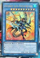 Nekroz von Areadbhair GFTP-DE008 Ultra Rare 1.Auflage DEUTSCH NM Yu-Gi-Oh!