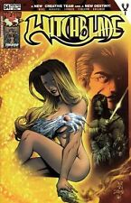 Witchblade # 54 Black and Gold Dual Covers