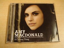 CD / AMY MACDONALD - A CURIOUS THING