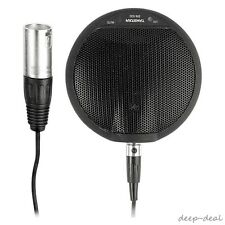takstar BM-630 Boundary Condenser Microphone Mic  for meetings, teleconferencing