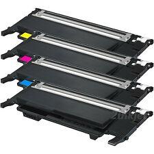 4pk CLT-K407S CLT-C407S CLT-M407S CLT-Y407 For Samsung CLX-3180 CLX-3185 CLX3186