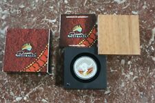 2009 Discover Australia 1 oz Silver Proof Kangaroo with box and COA