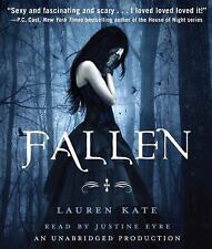 Fallen: Fallen Bk. 1 by Lauren Kate (2009, CD, Unabridged) NEW