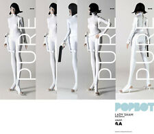 1/6 3A - Lady Sham White Pure Edition Popbot Day one - Tomorrow King TK