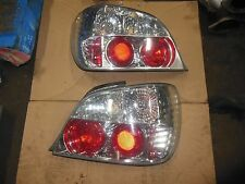 2001-2002 Subaru Wrx STI Tail Lights STI Version 7 Tail lights GDB EJ207