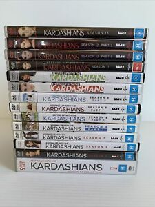 Keeping Up With The Kardashians DVD Season 1-13 Collection Kim Khloe Kourtney