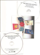 "THE ROLLING STONES ""Get Yer Ya-Ya's Out!"" UK Acetate Promo 3CD + DVD Set RARE"