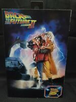 "Back to the Future Part 2 - 7"" Scale Action Figure - Ultimate Marty McFly - NECA"