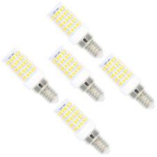 5 Stück E14 10W LED Dimmbar Lampe 86x2835 SMD AC 220-240V Warmweiß 3000K 800 LM