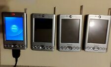 (4) Dell Axim X30 Hc02U Pocket Pc Pdas (Needs Batteries)