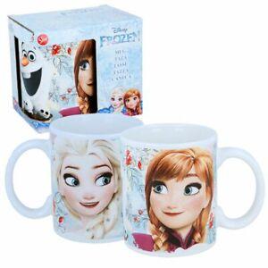 Tasse Anna & Elsa   Disney Frozen II   325 ml   Keramik   In Geschenkbox