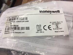Honeywell 1900GSR-2 Handheld Bar Code Reader - Black