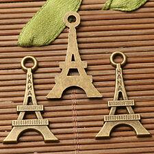 20pcs antiqued bronze color Eiffel tower   charms  EF3330