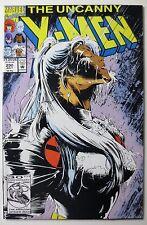 The Uncanny X-Men #290 (Jul 1992, Marvel) (C4438) Death of Cyburai & Hiro