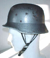 ALLEMAGNE - CASQUE ALLEMAND MODELE 1934 ALUMINIUM (1)