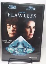 Flawless (DVD,2007)Demi Moore, Michael Caine - Free Shipping
