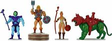 Worlds Smallest Masters of The Universe Micro Action Figures (Set of 4)