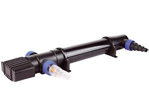 UVC clearer , Water steriliser, Lamp 55 UVC