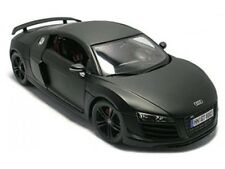 Maisto 1/18 Audi R8 GT Diecast Metal Premiere Edition Black