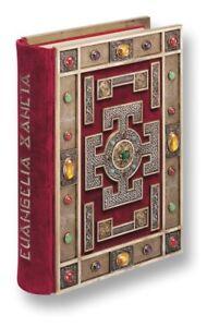 The Lindisfarne Gospels, Das Buch von Lindisfarne, Evangéliaire de Lindisfarne