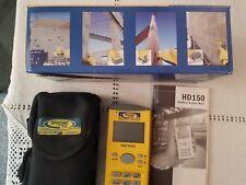 Spectra precision laser HD150 metro digital distance meter