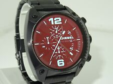 diesel mens overflow chronograph watch DZ4316