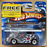 2006 Hotwheels Spy Force Combat Ambulance 4/5 Vintage! Mint with Opened Card!