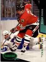 1993-94 Parkhurst Emerald Ice Steve Smith #310