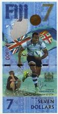 2017 $7 Commemorative Gold Medal for Fiji Rio Olympics Rugby Sevens 7's