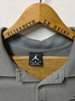 Men's Jordan polo shirt size Large