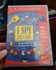 I Spy Junior -  PC GAME - FREE POST *
