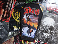 Dio Coffin Patch Heavy Metal &&&---666 NR 2