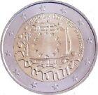 2 Euro monete commemorative 2015 - UNC, Coincard, FS, FDC