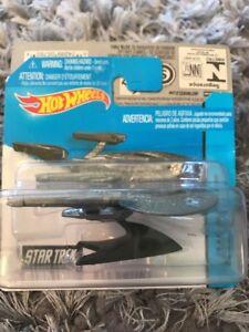 Hotwheels Star Trek U.s.s  Vengeance Rare Short Card