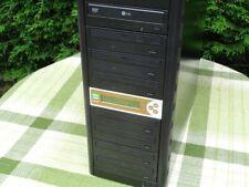 More details for 1-7 cd / dvd duplicator tower  - wytron dvd-688